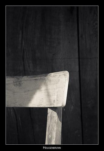 austria blackwhite chair vinecellar heiligenbrunn