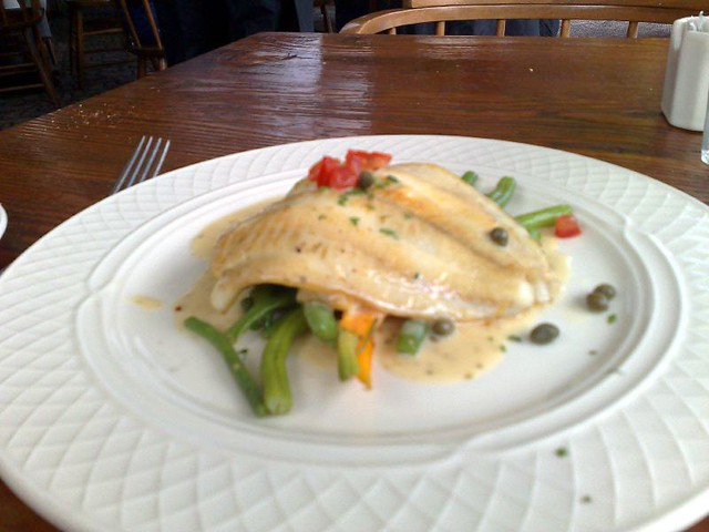 Petrale Sole Piccata | Flickr - Photo Sharing!