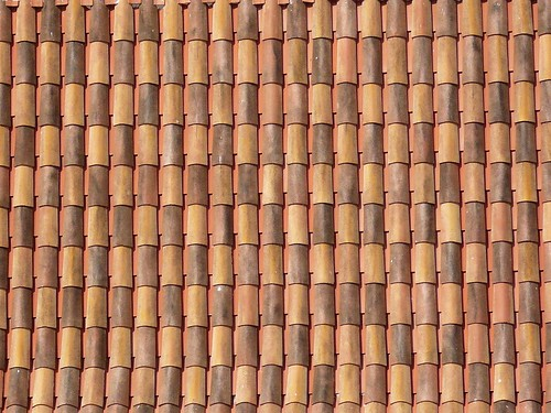Roof tile pattern for Roof tile patterns