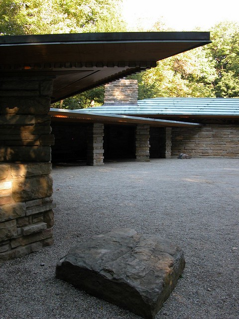 Kentuck Knob Carport Frank Lloyd Wright Didn 39 T Like