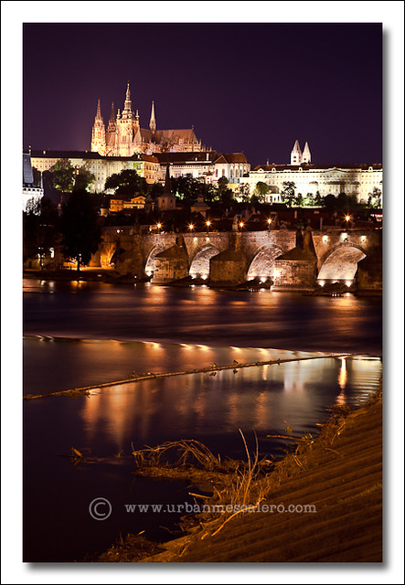 Prague [Czech Republic] - Prague Castle & Charles Bridge