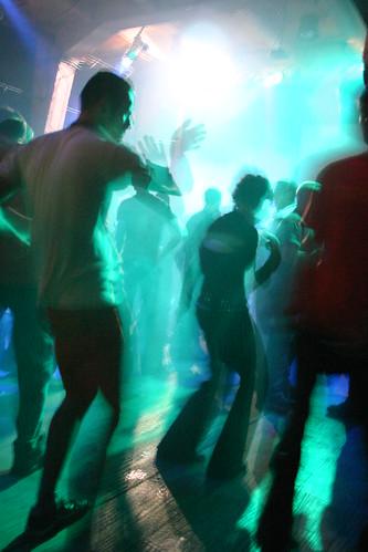 Dance Club - Prauge