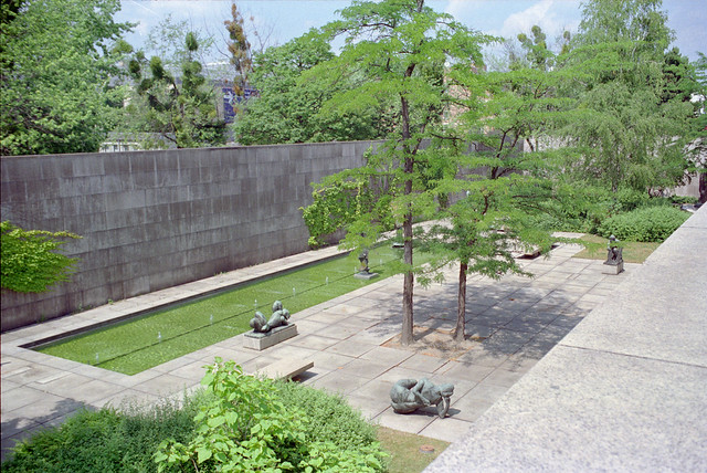 Mies National Gallery Sculpture Garden Flickr Photo Sharing