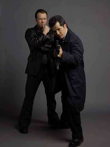 Donnie and John for Killpoint /Spike TV