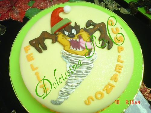 Torta Demonio Tazmania Tortas de Tazmania Imagui