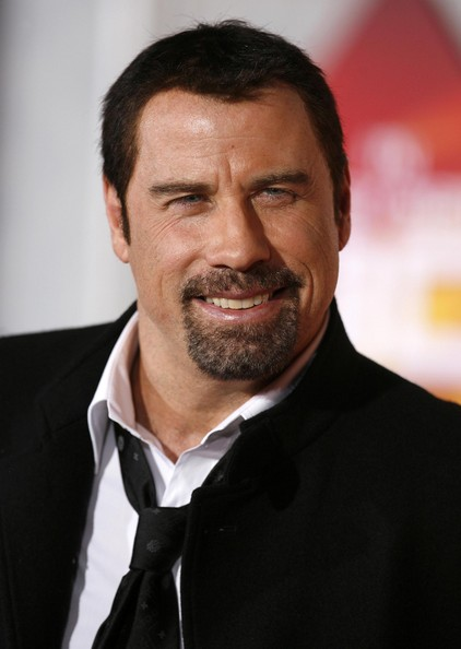 Bolt+Los+Angeles+Premiere+John+Travolta