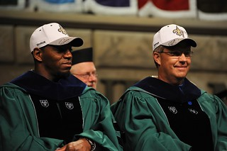 Jonathan Vilma & Greg Williams