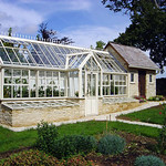 Custom Made Victorian three quarter span lean-to Greenhouse