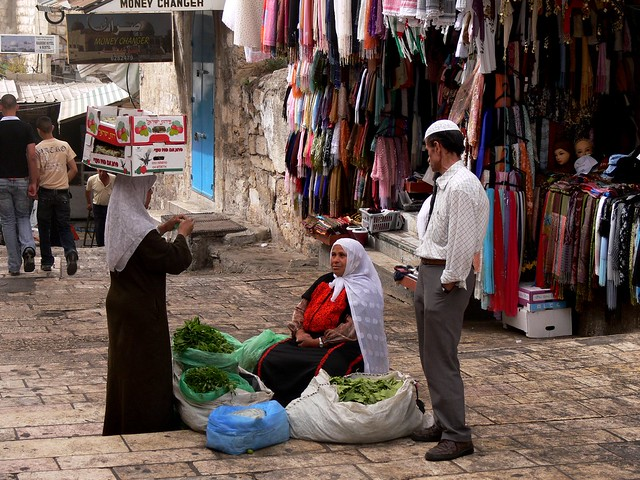 Jerusalem Market