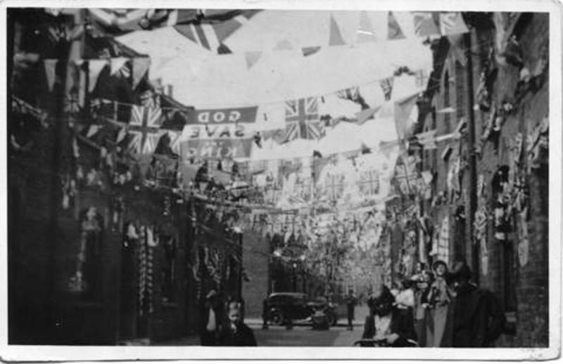 Norah Street 1945