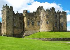 Alwnick - Castle - Keep