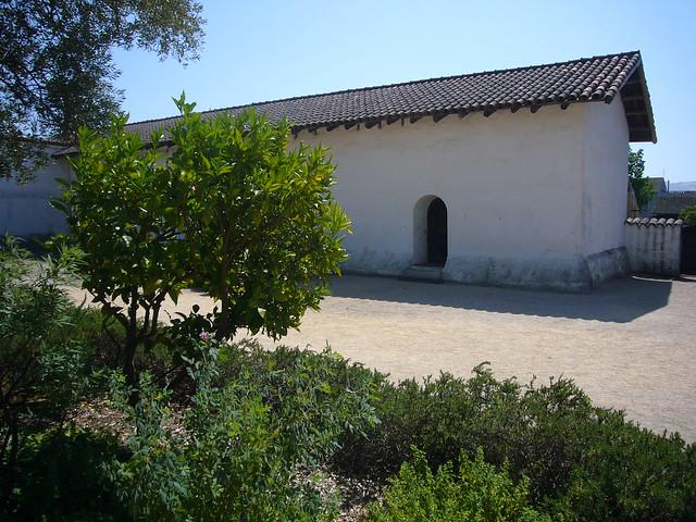 Exterior Of Chapel Ii Mission San Francisco Solano