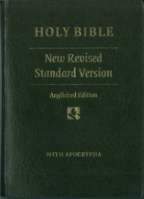 new revised standard version  nrsv