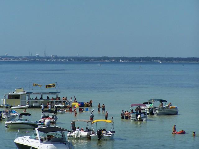 Destin Beach Boat Rentals