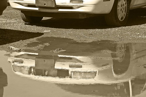 Reflection of Automobile Industry.12