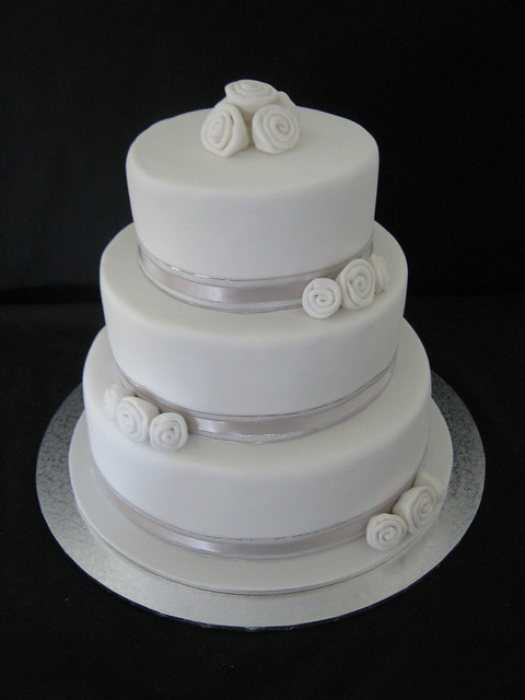 Wedding Cake Ribbon