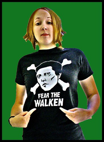 Fear the Walken