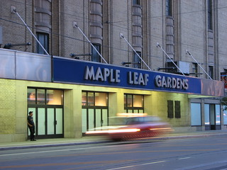 Maple Leaf Gardens, Toronto | by Ian Muttoo