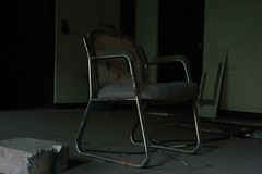 The Lone Chair