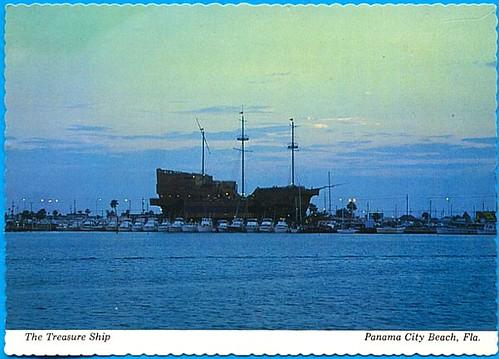 Treasure Ship Panama City Beach