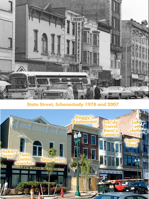 State Street 1978 and 2007