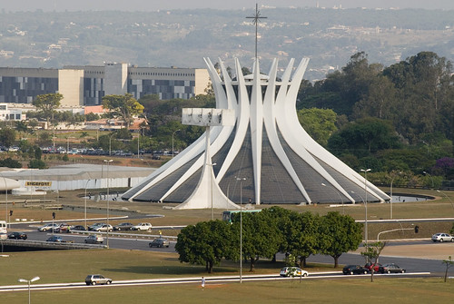 Brasilia Cathedral 01