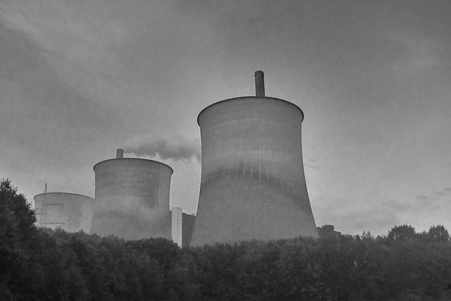 Black coal power plant #2