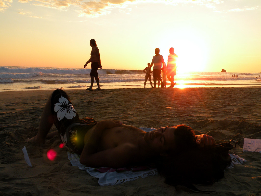 Playa Zipolite. Welcome To The Beach Of The Dead!