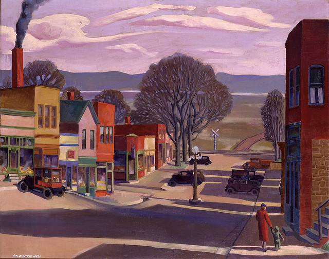 City Of Colorado Springs >> Gale Stockwell: Parkville, Main Street, 1934 | Flickr ...