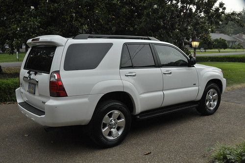 TOYOTA 4RUNNER FOR
