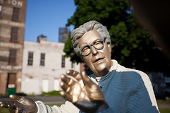 Seward Johnson Sculpture Walking Tour - Albany, NY - 10, Jun - 02 by sebastien.barre