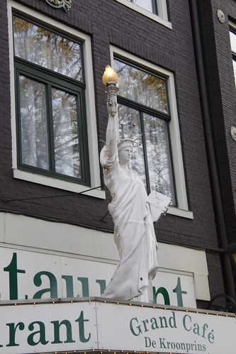 Dutch Statue of Liberty