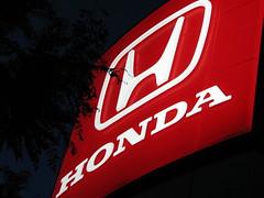 Honda dealers, Honda