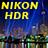 the Nikon HDR group icon