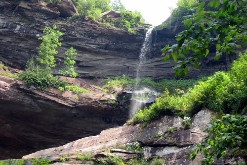 mountain ny newyork mountains forest waterfall waterfalls hunter forestpreserve kaaterskillfalls nys greenecounty catskillmountains kaaterskillclove townofhunter kaaterskillfallstrail catksillmountains northmountainwildforest