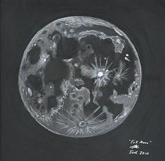 moon pastel sketch 6-5-10