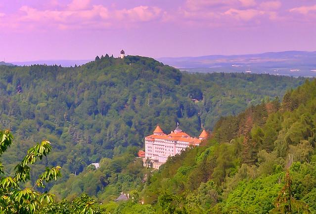 Karlov Vary View