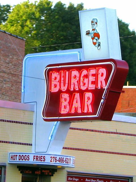 Burger Bar - Bristol, VA