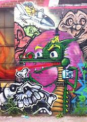 Tag Graffiti Stoke Pipe Cover Photo