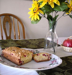 Best Cranberry Bread