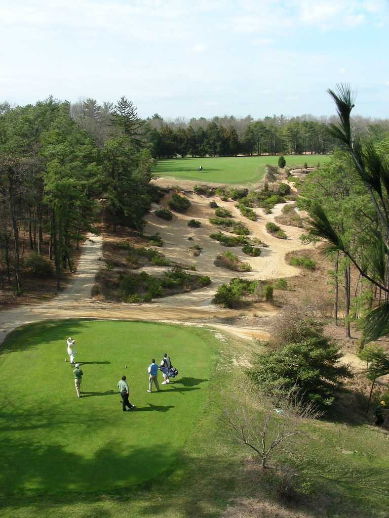 pine valley golf club - a photo on Flickriver