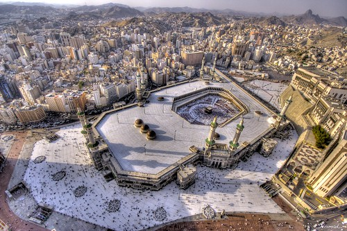 Mekkah's Great Mosque...  (HDRi) by Nomad Saleh