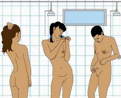 Girls pornstar nude picture free