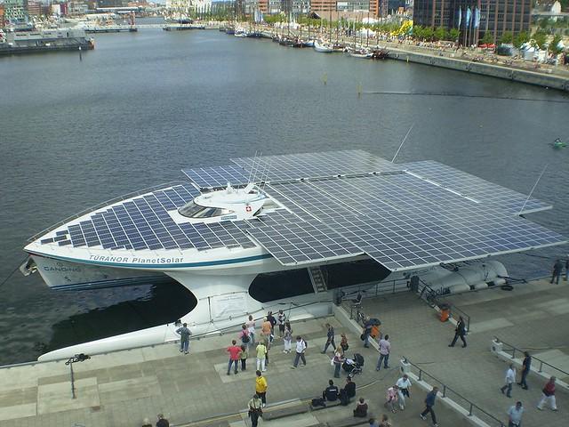 turanor planetsolar mega yacht - photo #20