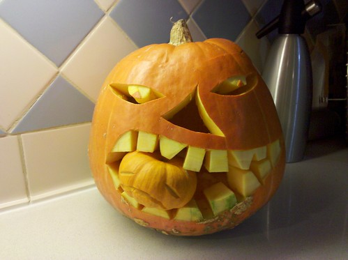 Barnaby's Pumpkin