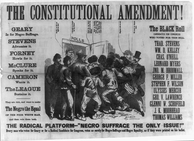 Negro Suffrage