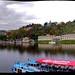 Small photo of Vltava panorama
