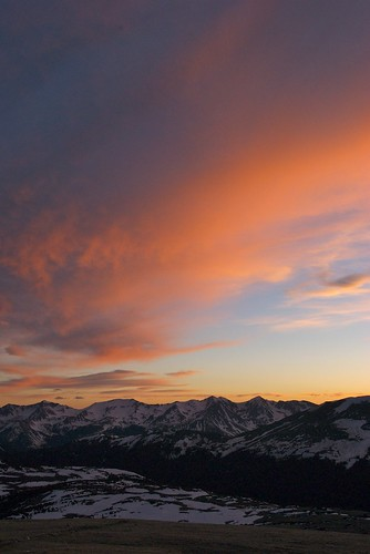 sunset usa clouds landscape nikon colorado 1224mmf4g d200 nikkor rockymountainnationalpark trailridgeroad