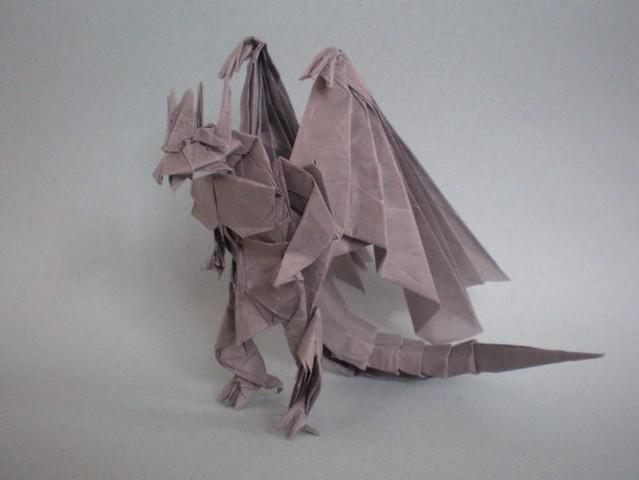 Origami Divine DragonOrigami Divine Dragon