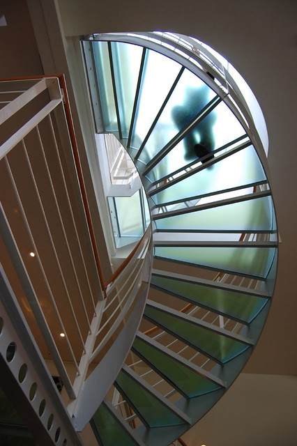 Round Staircase Flickr Photo Sharing